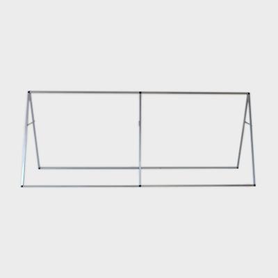impression structure barriere de stand pas cher