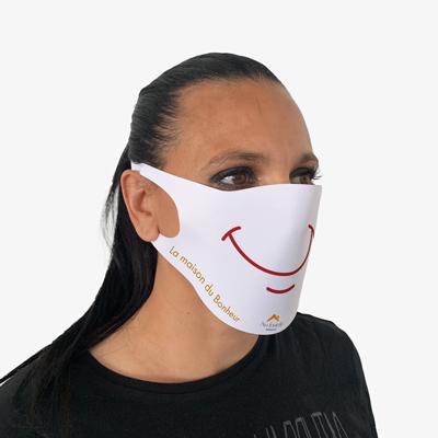 impression masque protection fun pas cher