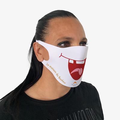 impression masque protection pas cher