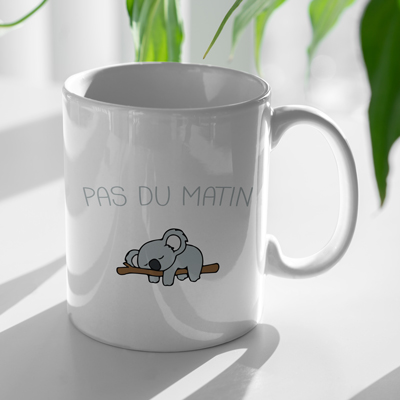 impression mug brillant pas cher