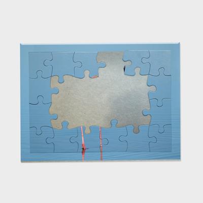 Puzzle 24 pièces à personnaliser pas cher