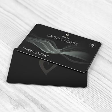 impression carte pvc RFID pas cher